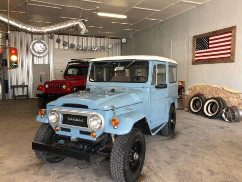 pristine 1968 Toyota Land Cruiser offroad for sale