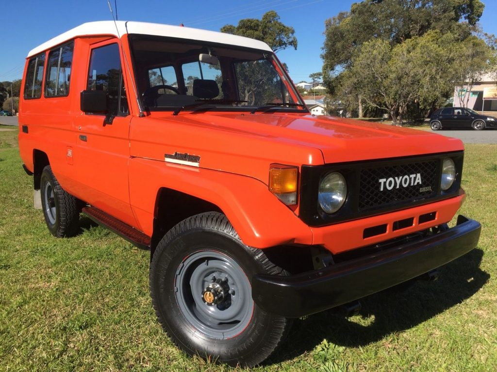 rust free 1980 Toyota Land Cruiser offroad for sale