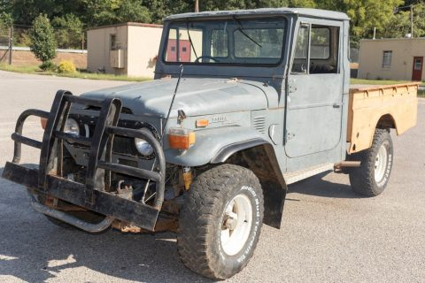 solid 1973 Toyota Land Cruiser offroad for sale