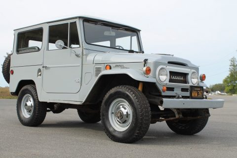survivor 1969 Toyota FJ Cruiser offroad for sale