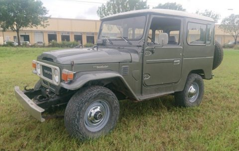 excellent 1982 Toyota Land Cruiser FJ40 offroad for sale
