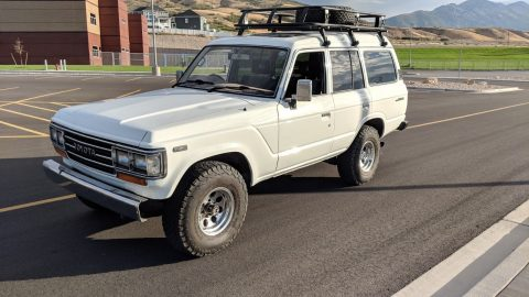 new parts 1989 Toyota Land Cruiser offroad for sale
