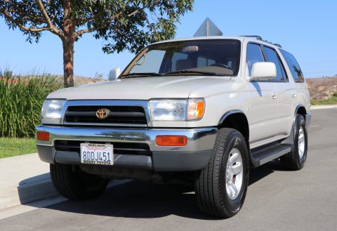 new parts 1997 Toyota 4runner SR5 Premium offroad for sale