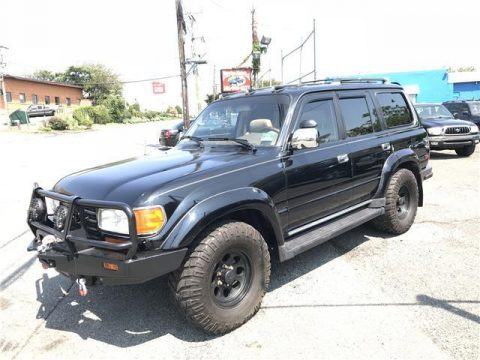 nice options 1997 Toyota Land Cruiser offroad for sale