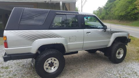 original paint 1988 Toyota 4Runner offroad for sale