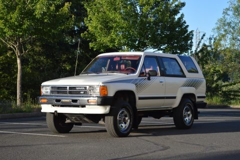 sharp 1988 Toyota 4Runner offroad for sale