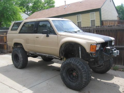 solid 1988 Toyota 4Runner offroad for sale