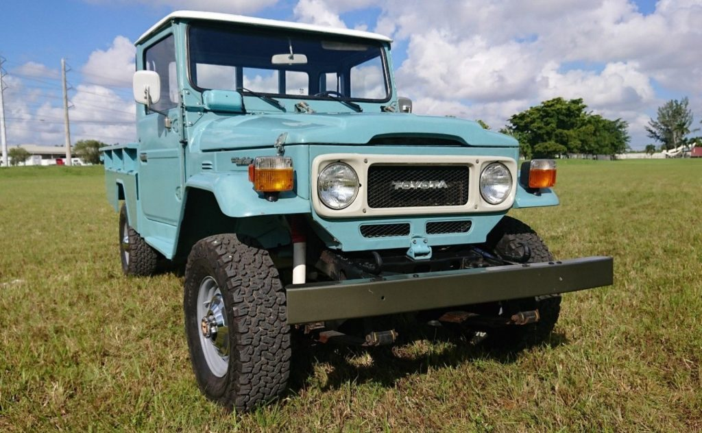 very nice 1984 Toyota Land Cruiser FJ45 offroad for sale