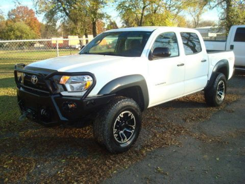 clean 2013 Toyota Tacoma TRD offroad for sale
