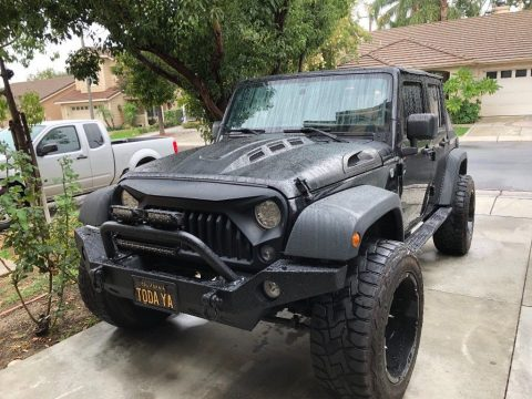 custom clutch 2014 Jeep Wrangler offroad for sale