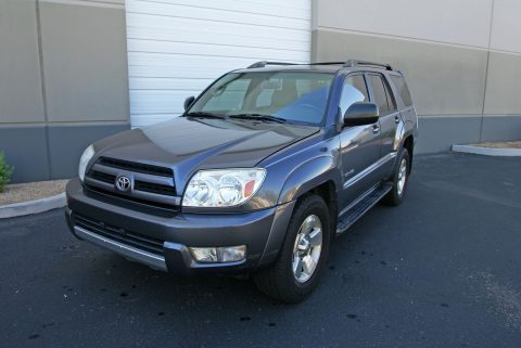 serviced 2004 Toyota 4runner SR5 offroad for sale