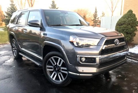 awesomely loaded 2015 Toyota 4runner Limited Edition offroad for sale