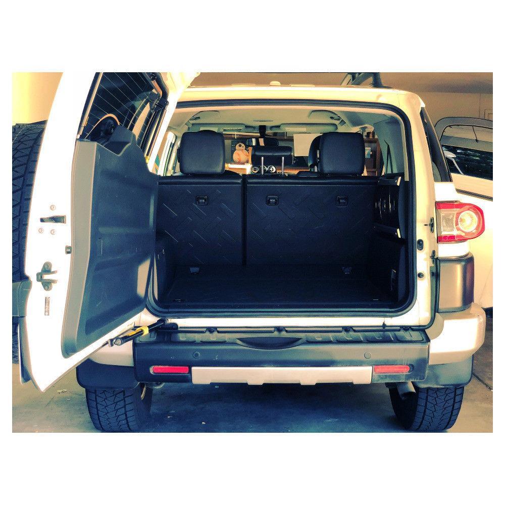 loaded 2014 Toyota FJ Cruiser offroad