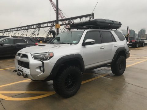 perfect shape 2015 Toyota 4runner Trail offroad for sale