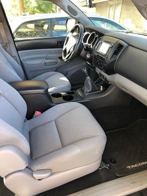 rare 2015 Toyota Tacoma offroad