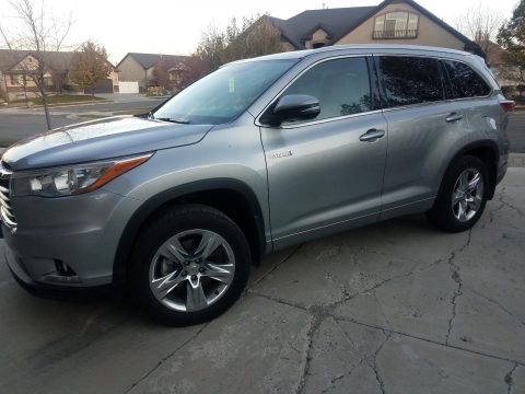 super clean 2014 Toyota Highlander LIMITED offroad for sale