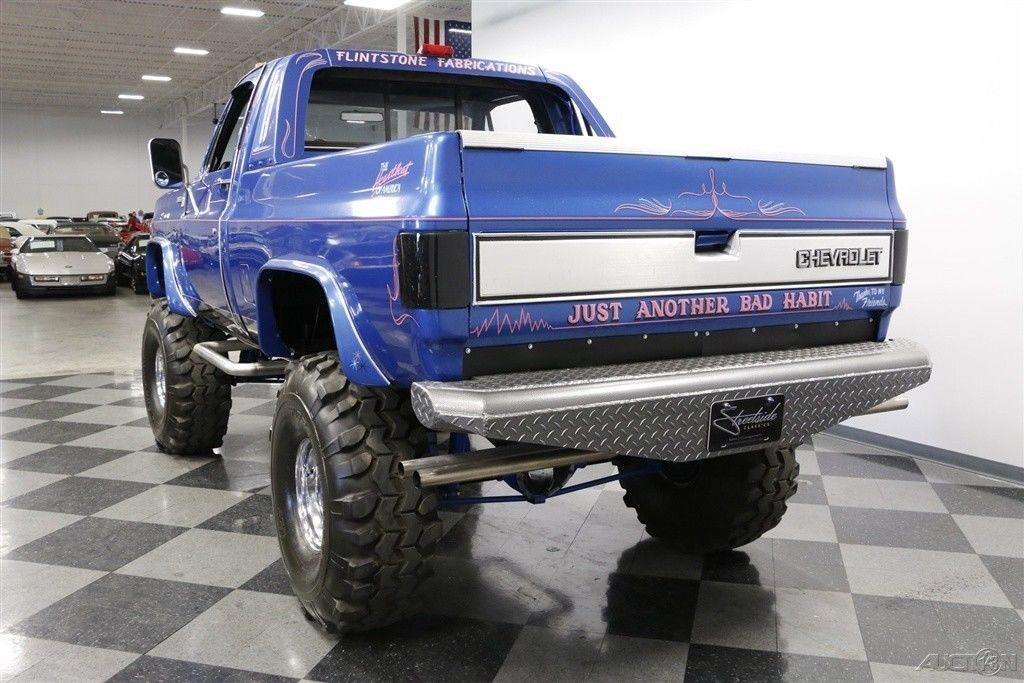 very nice 1978 Chevrolet K 10 Scottsdale offroad
