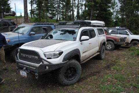 very nice 2017 Toyota Tacoma offroad for sale