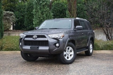 well equipped 2014 Toyota 4runner SR5 offroad for sale