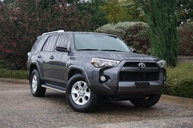 well equipped 2014 Toyota 4runner SR5 offroad