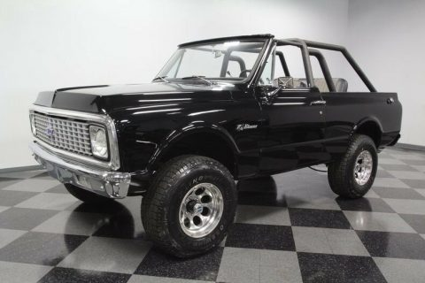 1972 Chevrolet K5 Blazer offroad for sale