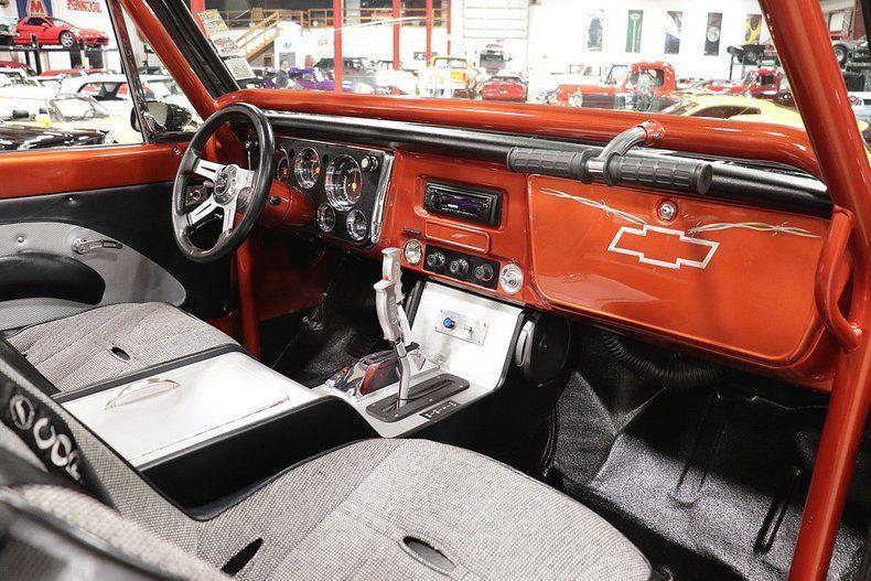 badass 1972 Chevrolet Blazer K5 offroad
