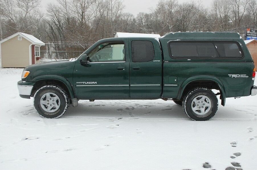 good running 2002 Toyota Tundra Limited offroad