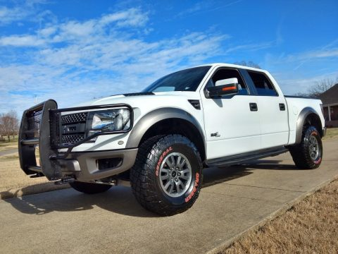 great shape 2011 Ford F 150 Raptor SVT offroad for sale