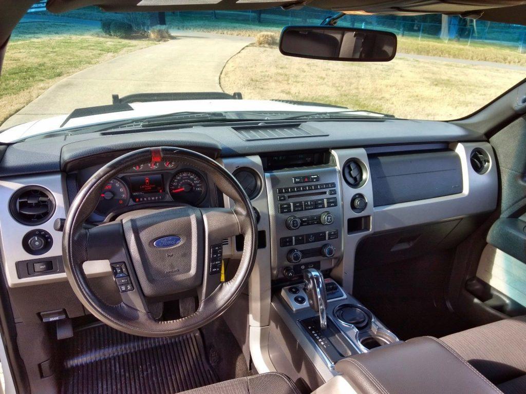 great shape 2011 Ford F 150 Raptor SVT offroad