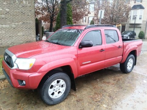 great shape 2013 Toyota Tacoma TRD offroad for sale