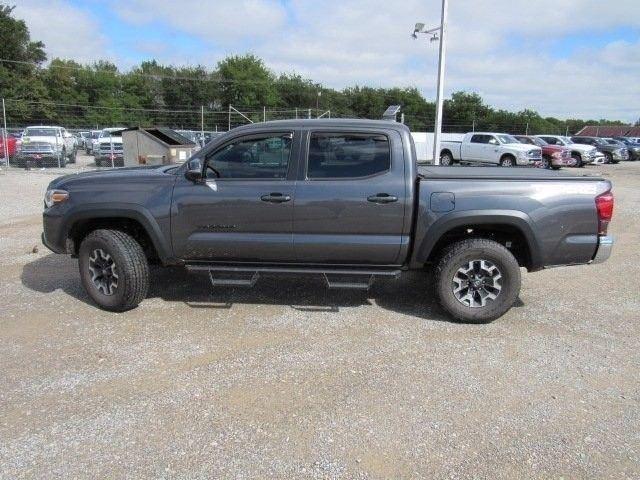 loaded 2018 Toyota Tacoma TRD Offroad