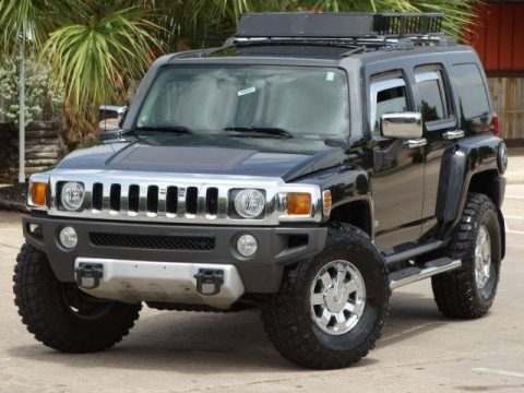 new tires 2008 Hummer H3 offroad for sale