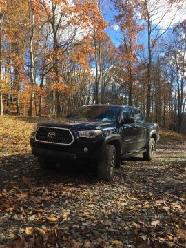 powerfull 2018 Toyota Tacoma Trd offroad for sale