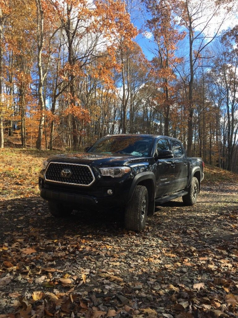 powerfull 2018 Toyota Tacoma Trd offroad