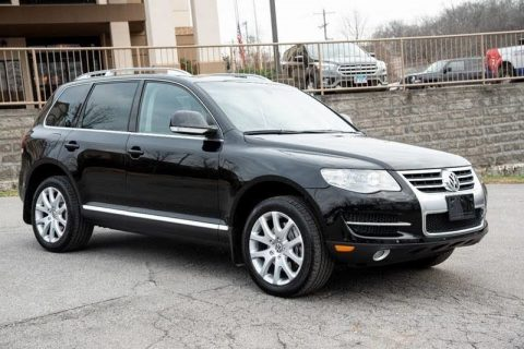recently serviced 2008 Volkswagen Touareg 4dr V10 TDI offroad for sale