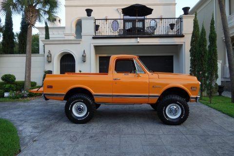 restored 1972 Chevrolet K5 Blazer CST offroad for sale
