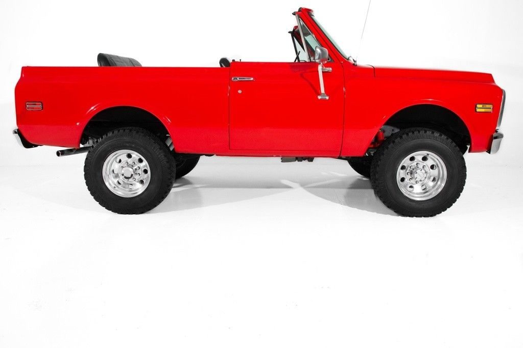 very nice 1972 Chevrolet Blazer K5 offroad