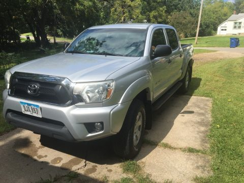 well equipped 2012 Toyota Tacoma TRD Offroad for sale