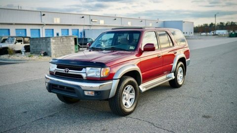 well serviced 2001 Toyota 4runner SR5 offroad for sale