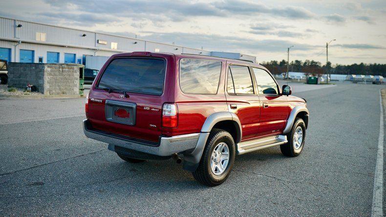 well serviced 2001 Toyota 4runner SR5 offroad