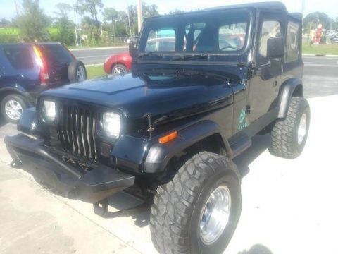 custom front bumper 1991 Jeep Wrangler Base offroad for sale
