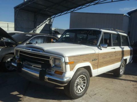 rebuilt engine 1990 Jeep Wagoneer offroad for sale