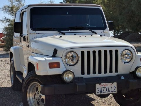 upgraded 1998 Jeep Wrangler offroad for sale