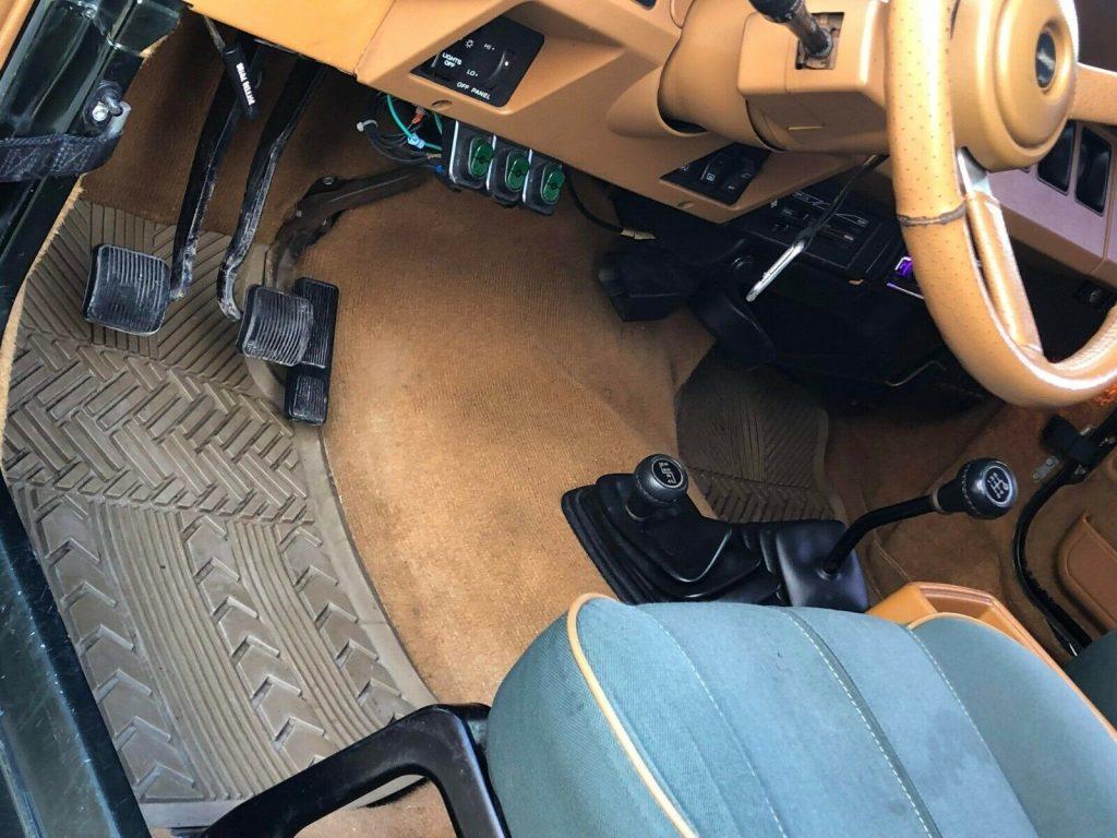 very nice 1995 Jeep Wrangler Sahara offroad