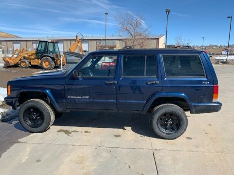 needs TLC 2000 Jeep Cherokee offroad for sale