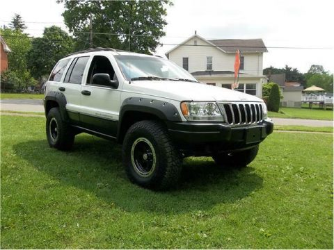 fully loaded 2003 Jeep Grand Cherokee offroad for sale