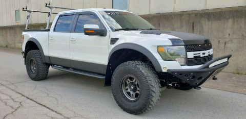 highly built 2013 Ford F 150 SVT Raptor offroad for sale