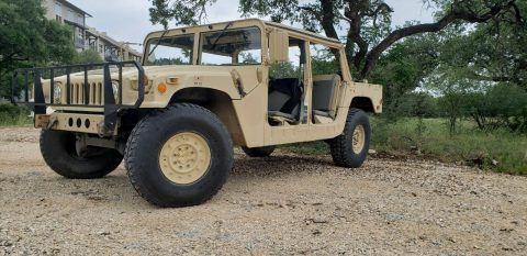 mostly original 1989 AM General M998 Humvee Hummer offroad for sale