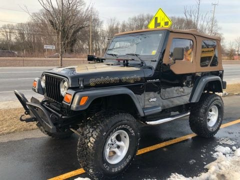 restored 2002 Jeep Wrangler X offroad for sale