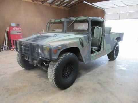 solid 1987 Hummer H1 Original offroad for sale